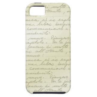 Vintage Scribble Deco iPhone 5/s Case