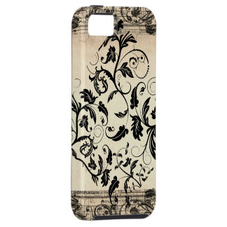 Vintage Scroll Case-Mate Vibe iPhone 5 Case