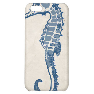 Vintage Sea Horse iPhone 5C Covers