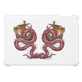 Vintage Sea Monster Case iPad Mini Case