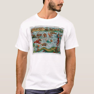 Vintage Sea Monsters T-Shirt