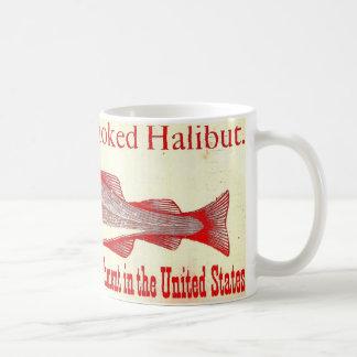Vintage Seafood Mug