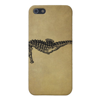 Vintage Seahorse Illustration iPhone 5 Cases