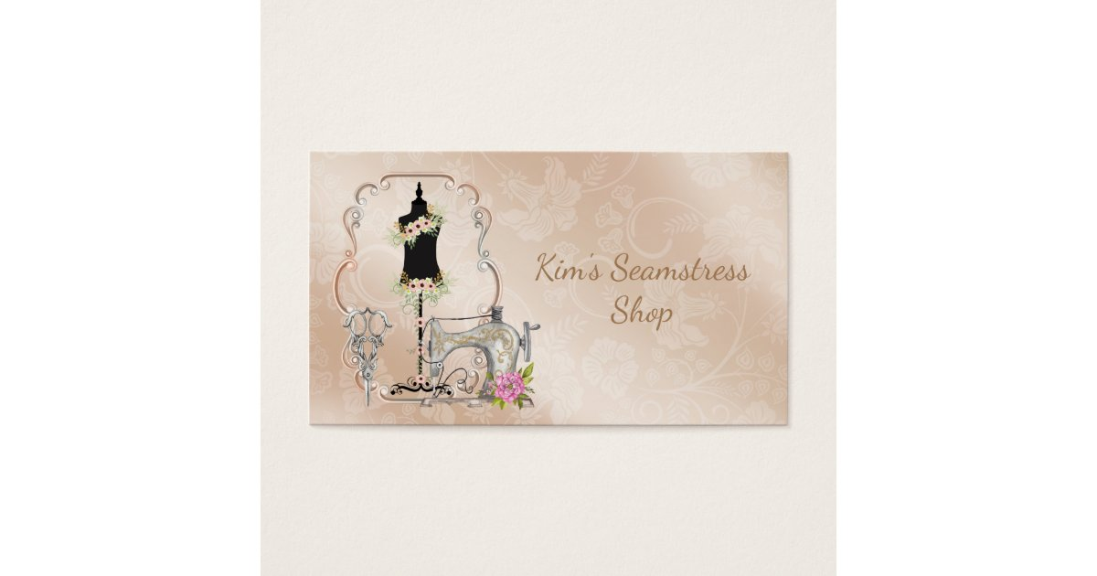 Victorian Business Cards & Templates | Zazzle