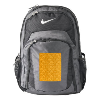 Vintage Seashells Mango Nike Backpack