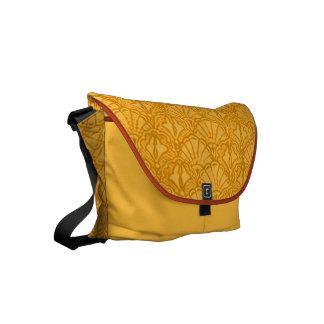 Vintage Seashells Mango Small Messenger Bag