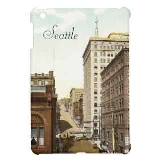 Vintage Seattle Case For The iPad Mini