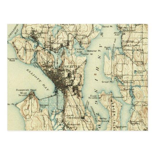 Vintage Seattle Postcards 29