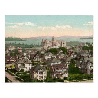 Vintage Seattle Post Cards