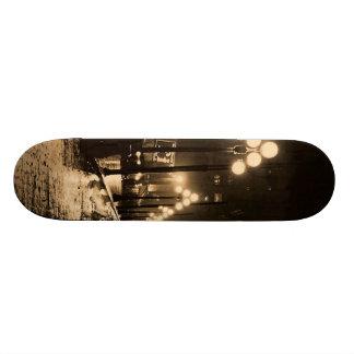 Vintage Seattle Skate Deck