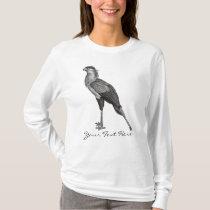 Vintage Secretary Bird T-Shirt