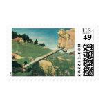 Vintage See Saw Margery Daw, Jessie Willcox Smith Postage Stamp