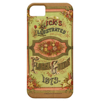 Vintage Seed Catalog iPhone 5 Covers