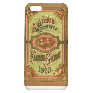 Vintage Seed Catalog iPhone 5C Covers