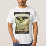 Vintage Seed Packet Label Art White Bermuda Onions T-Shirt