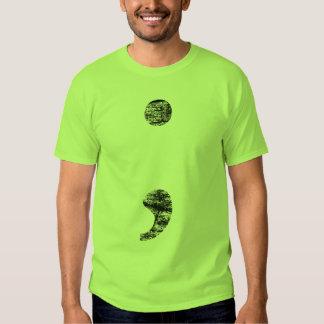 Vintage Semicolon Shirt