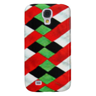Vintage Seminole Indian Quilt pattern Speck iPhone Galaxy S4 Cover