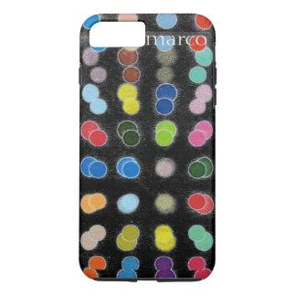 """Vintage seventies black light case"" iPhone 8 Plus/7 Plus Case"
