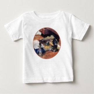Vintage Sewing Machine Circa 1850 Infant T-shirt