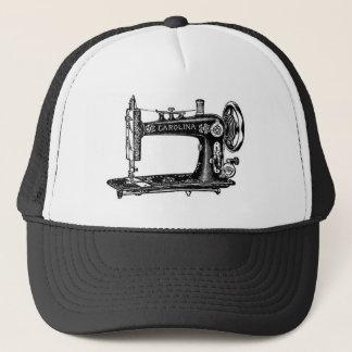 Vintage Sewing Machine Trucker Hat