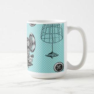 Vintage Sewing Mug