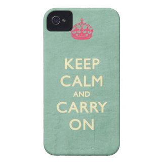 Vintage Shabby Chic Case-Mate ID Case Case-Mate iPhone 4 Cases