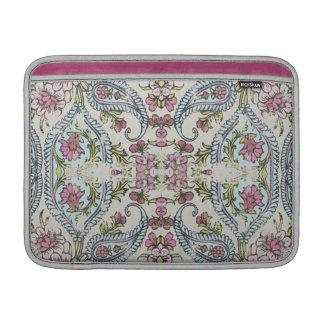Vintage Shabby Floral MacBook Air Sleeves