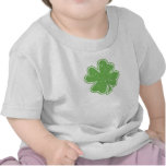 Vintage Shamrock St. Patrick's Day Infant T-Shirt