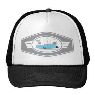 Vintage Shasta Trailer Trucker Hat