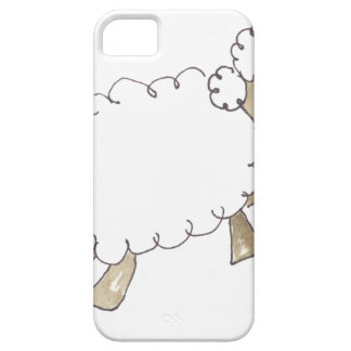 Vintage Sheep by Serena Bowman funny farm animals iPhone SE/5/5s Case