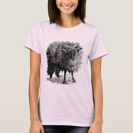 Vintage Sheep T-Shirt