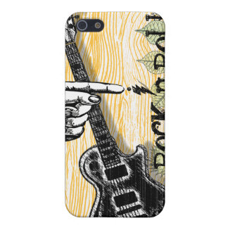 Vintage Sheet Music Rock N Roll iPhone SE/5/5s Cover