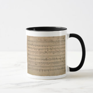 Vintage Sheet Music, Song of the Old Man, 1822 Mug