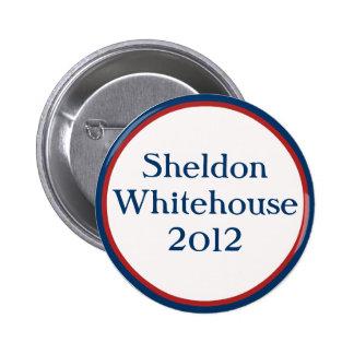 Vintage Sheldon Whitehouse Button