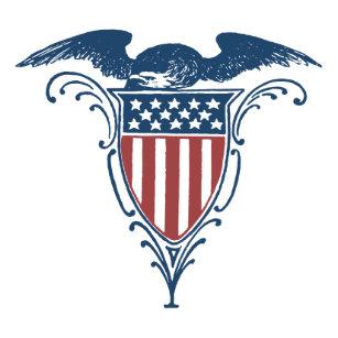 American Bald Eagle Napkins | Zazzle
