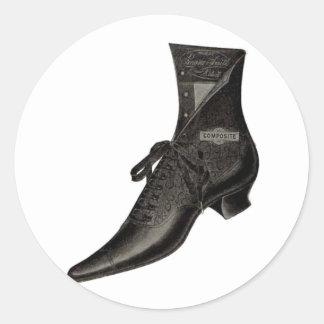 Vintage Shoe 1 Sticker