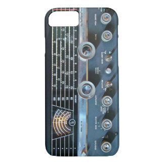Vintage Short Wave Radio Receiver iPhone 7 Case
