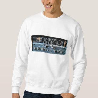 Vintage Short Wave Radio Sweatshirt