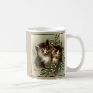 Vintage Sibling Love Coffee Mug