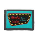 Vintage Sign Dad's Wallet