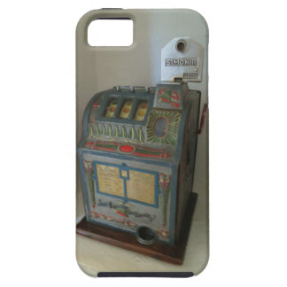 Vintage Simonia Coin-Op Slot Machine iPhone SE/5/5s Case