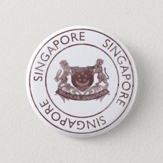 Vintage Singapore Button