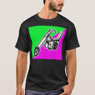 Vintage Sixties Mini Bike Chopper T-Shirt