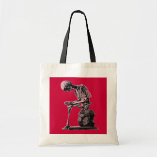 Vintage Skeleton Thinker Bags