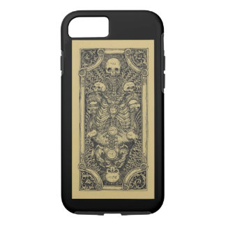Vintage Skeleton Tree of Life Occult iPhone 7 Case