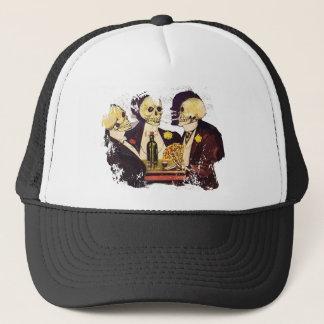 Vintage Skeletons Trucker Hat