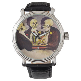Vintage Skeletons Wristwatch