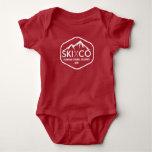 Vintage Ski Mountain Steamboat Springs Colorado Tshirts