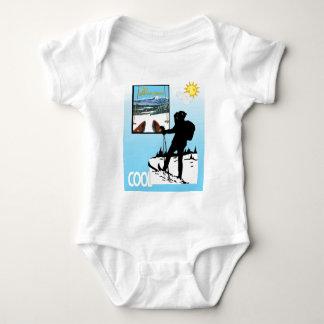 Vintage Ski Poster,  Ski Bretton Woods T-shirts