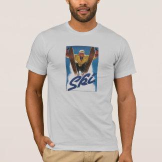 Vintage Ski Shirt